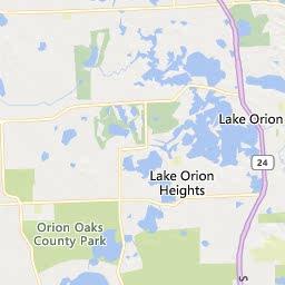 Lake Villa In Oxford Mi